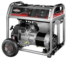 BRIGGS & STRATTON Portable Generator 6000 Rated W