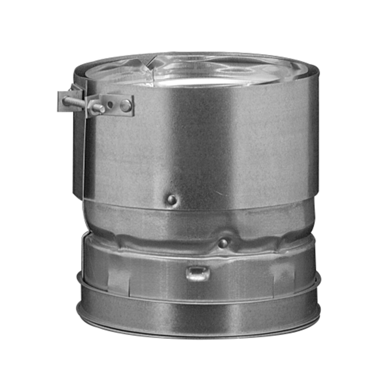 Hart & Cooley 018997 - B-Vent Round Female Adapter, 4""