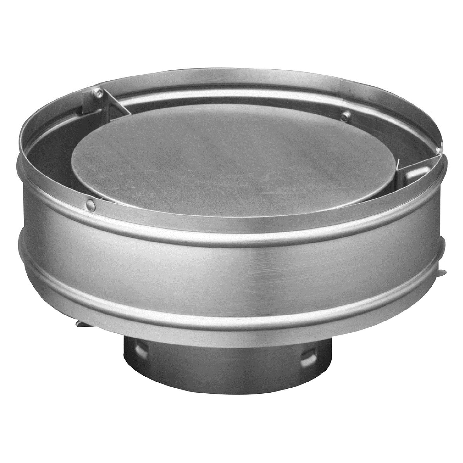 Hart & Cooley 051667 - B-Vent High Wind Cap, 4""