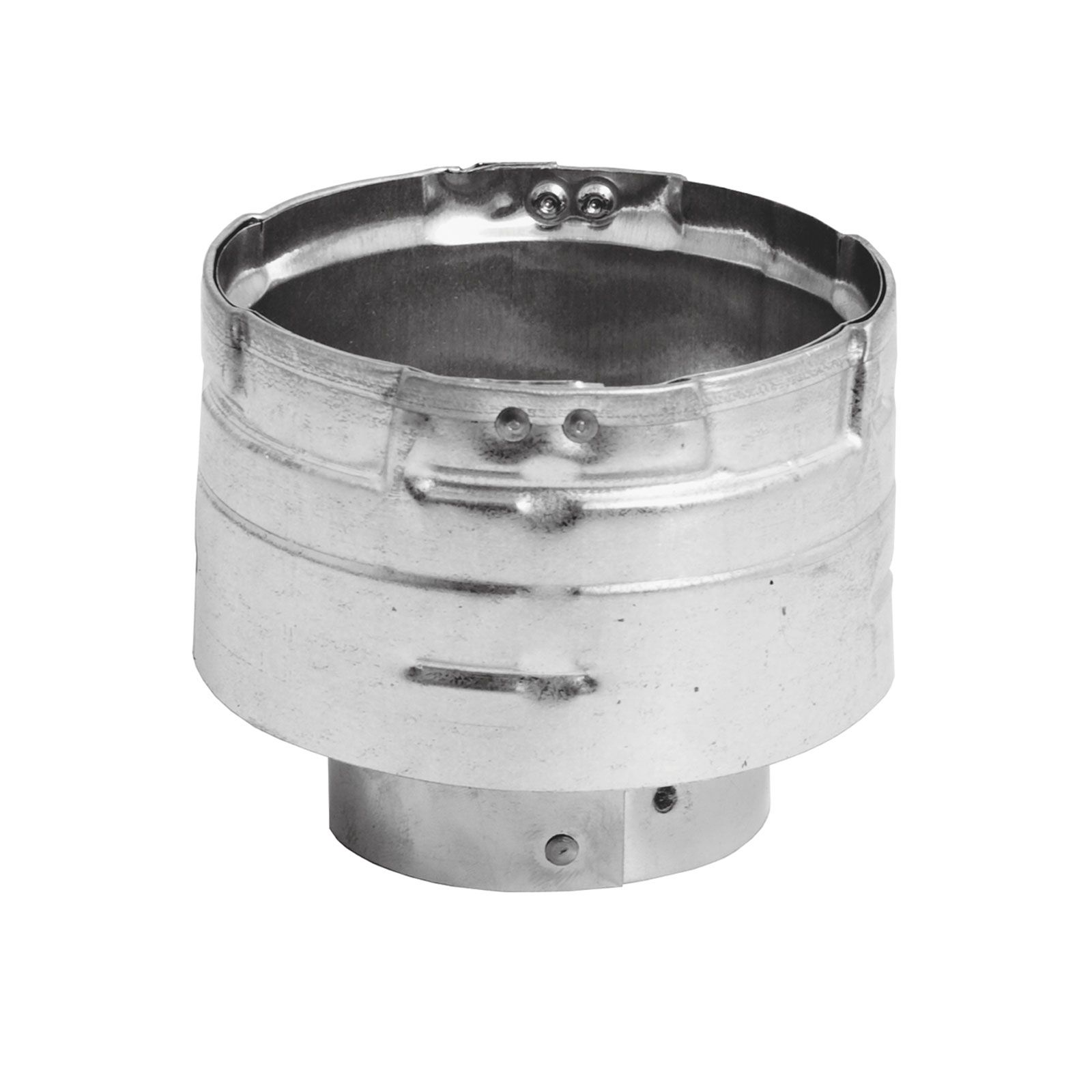 DuraVent 3SWRRA4 - Draft Hood Connector for Rheem Rudd Equipment