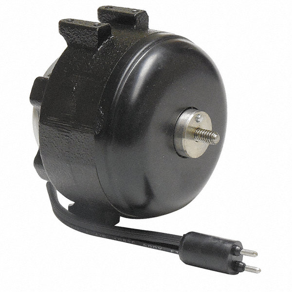 1/84 HP Unit Bearing Motor, Shaded Pole, 1500 Nameplate RPM,115 Voltage, Frame Non-Standard