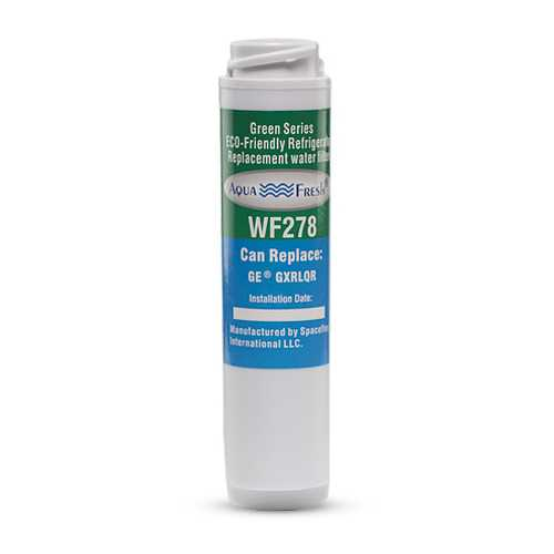 AquaFresh Replacement Filter for Aqua Fresh GXRLQR / WF278 (Single Pack)