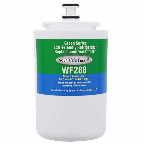 Aqua Fresh WF288 Replacement Refrigerator Water Filter
