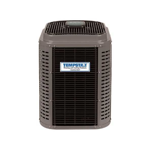 Tempstar TVH848GKA - 4 Ton, 18 SEER, 2-Stage, Variable Speed Air Conditioner With Coil Guard Grille, 208-230/1/60