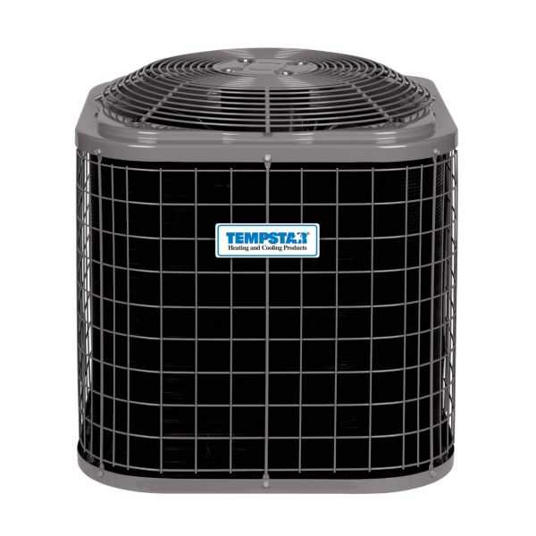 Tempstar NXA430GKC - Performance Series 2 1/2 Ton, 14 SEER, R410a Air Conditioner With Coil Guard Grille, 208/230-1-60