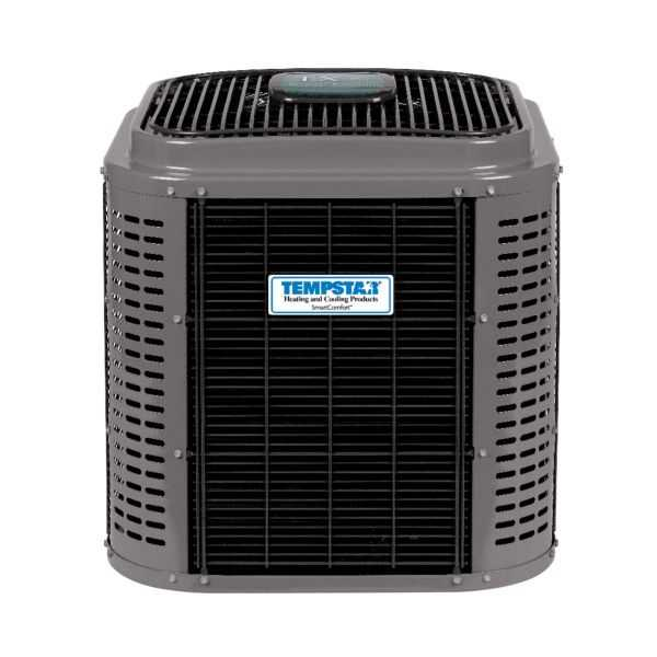 Tempstar TSA660GKA - 5 Ton, 16 SEER, R410a Single Stage Communicating Air Conditioner, 208/230-1-60, Coil Guard Grille