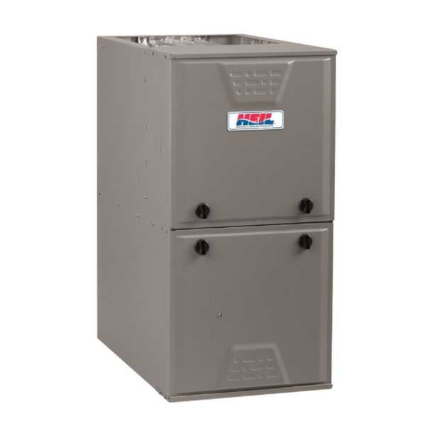 Heil - G9MXE1002116A - Up To 96% AFUE, Single Stage, ECM Gas Furnace