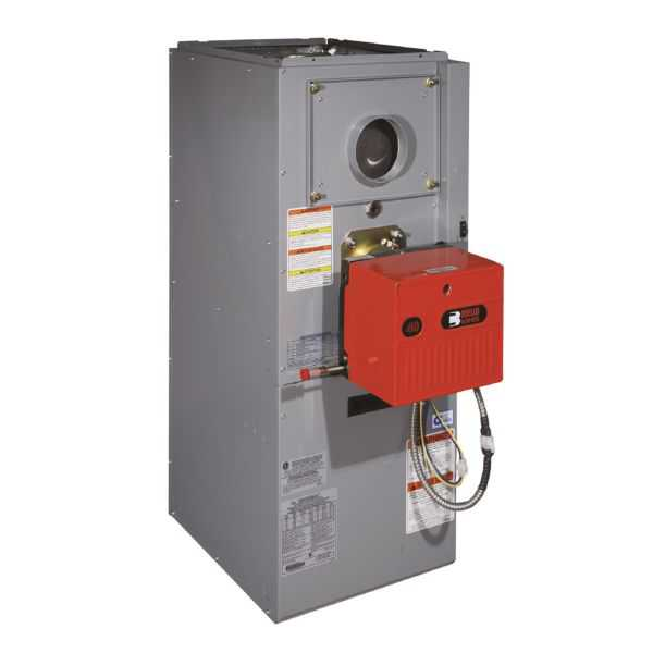 Heil - OMF112K14A - Hi-Boy Multi-Position Oil Furnace
