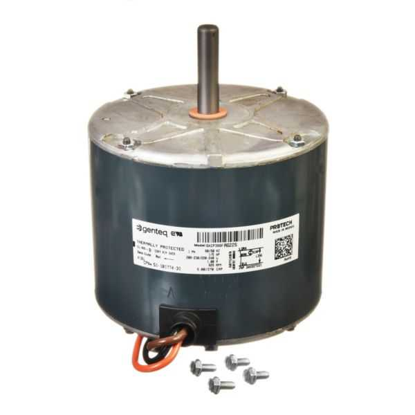 PROTECH 51-101774-31 - Condenser Motor - 1/5 HP 208-230/1/60 (825 RPM/1 speed)