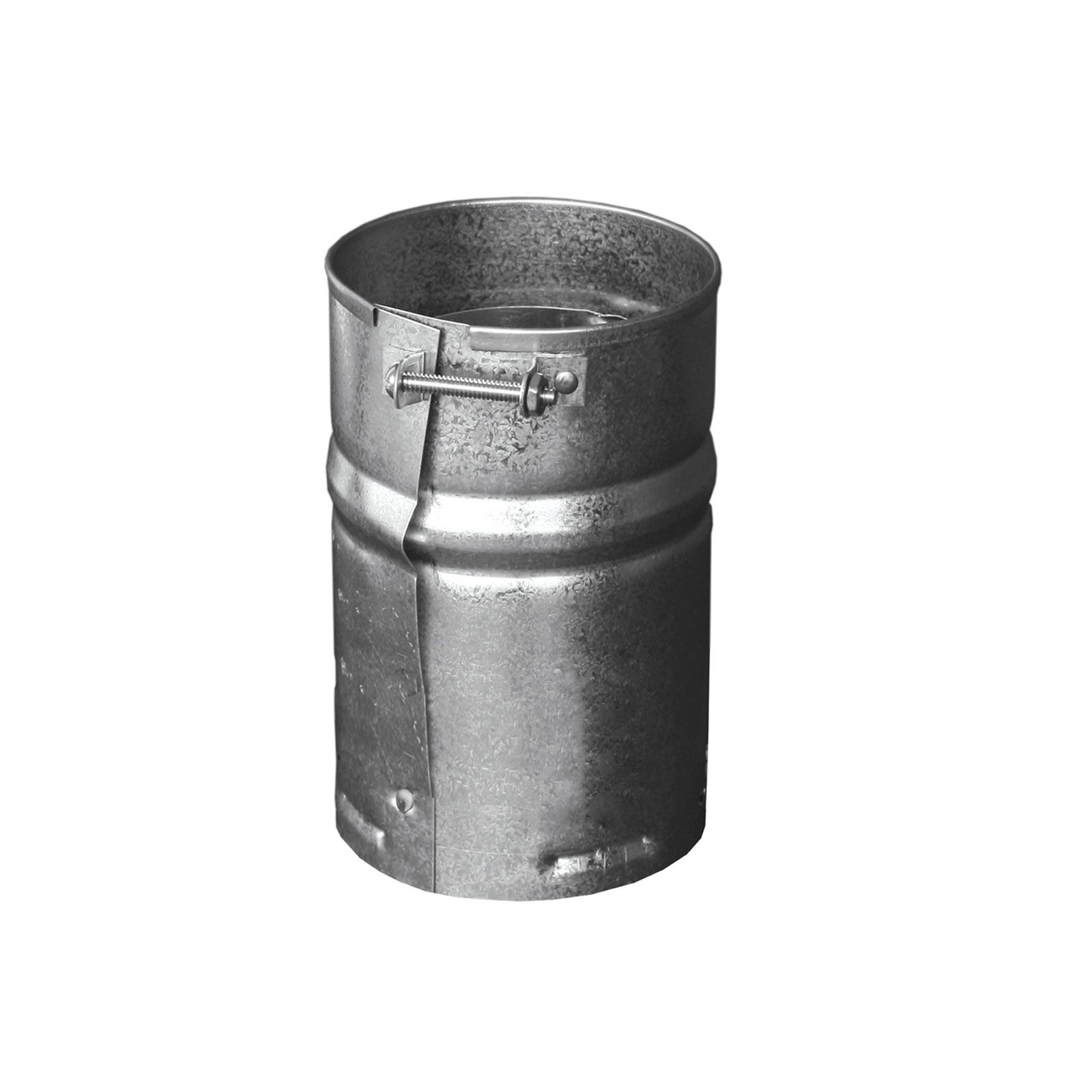 "M&G DuraVent 6GVAF - Aluminum Female Adapter with 6"" Inner Diameter"