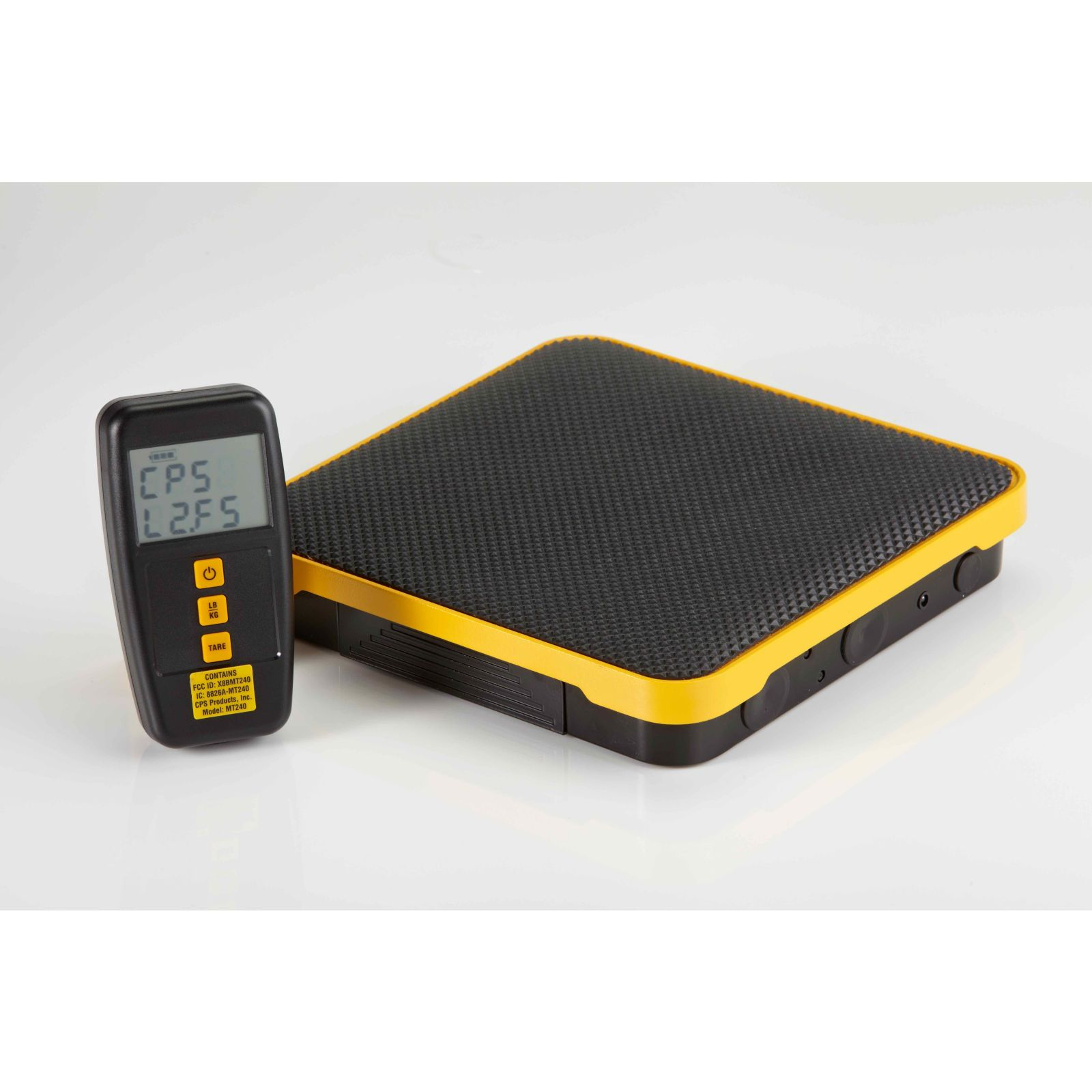 CPS CC240RF - COMPUTE-A-CHARGEa® Wireless Electronic Scale - Weighing Span (240 lbs. / 110 kg)