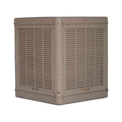 3000 CFM Down-Draft Roof Evaporative Cooler for 1100 sq. ft. (Motor Not Included)