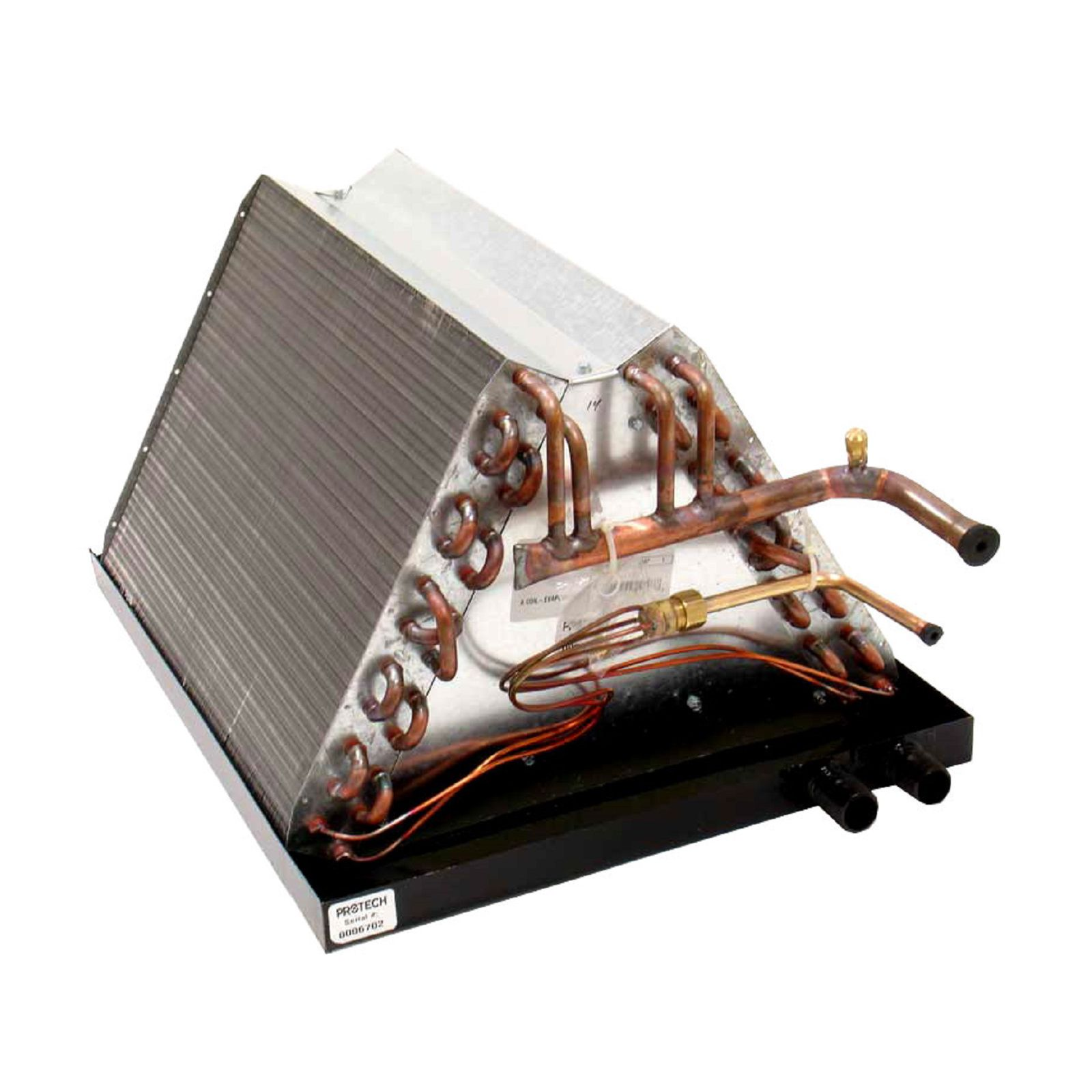 "Rheem RCTA-B036S - Uncased Replacement ""A"" Coil Up/Down/Horizontal Applications - R22"